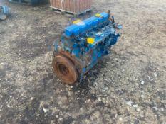 NEW HOLAND ENGINE