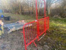PEDESTRIAN BARIER & GATE