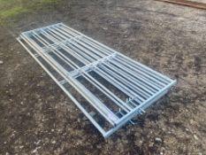 3X 12 FT FIELD GATES