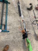 ELECTRIC HEDGECUTTER S.A.S