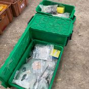 GREEN CONTAINERS & CONTENTS