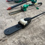 CHAINSAW EXTENSION#