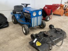 LAWN FLITE RIDE ON MOWER S.A.S
