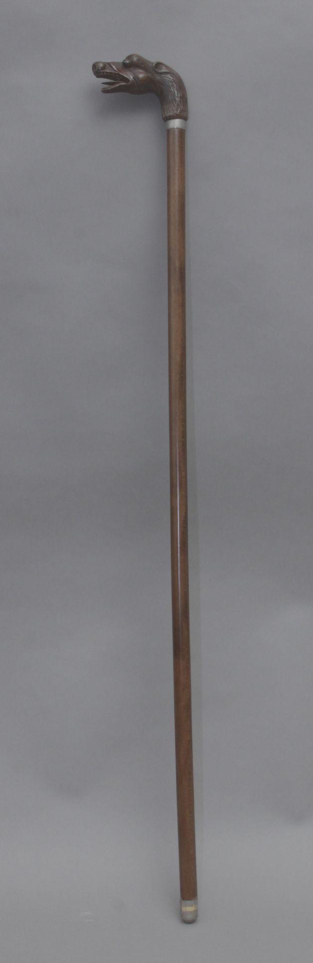 A 20th century walking stick - Bild 3 aus 5