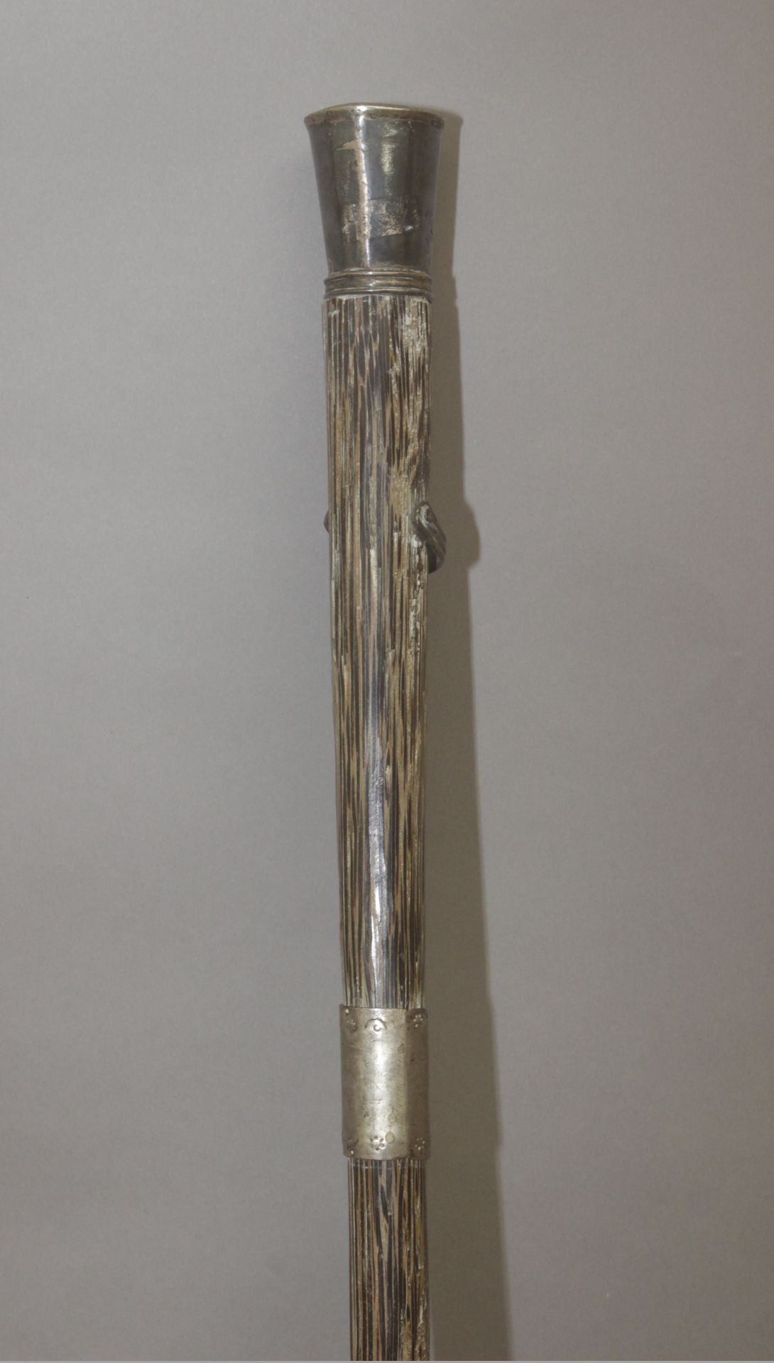 A 19th century walking stick - Bild 4 aus 5