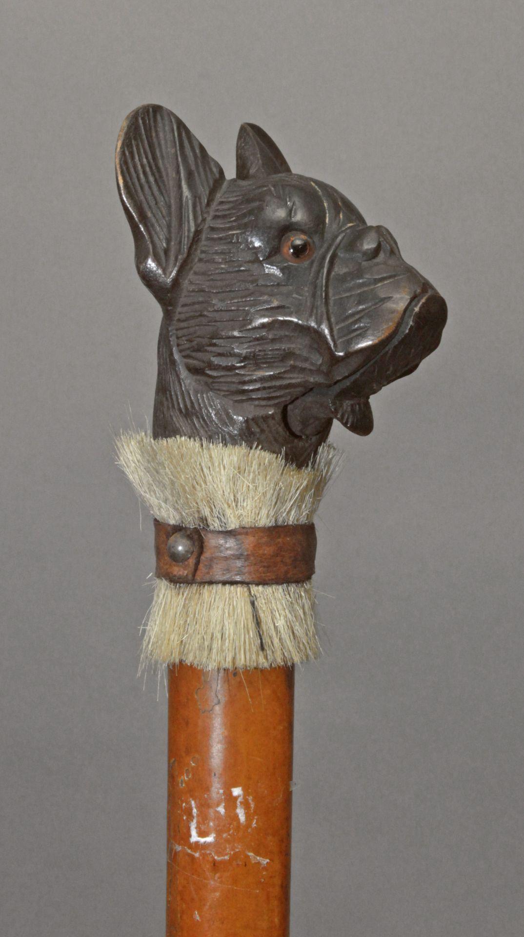 A first half 20th century walking stick - Bild 3 aus 5