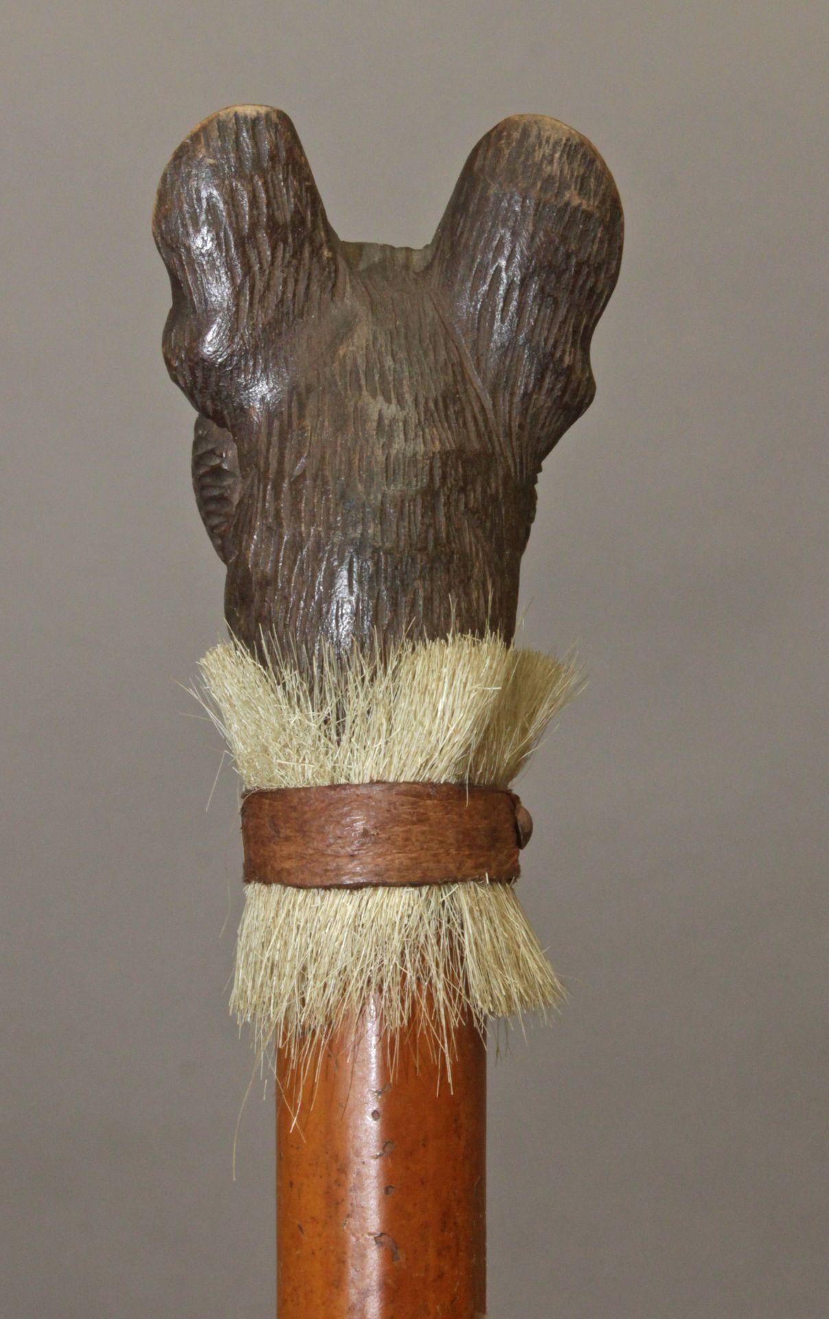 A first half 20th century walking stick - Bild 5 aus 5