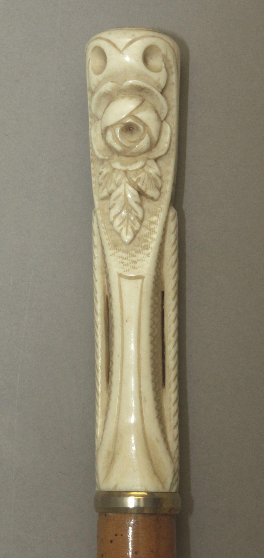 A walking stick circa 1900