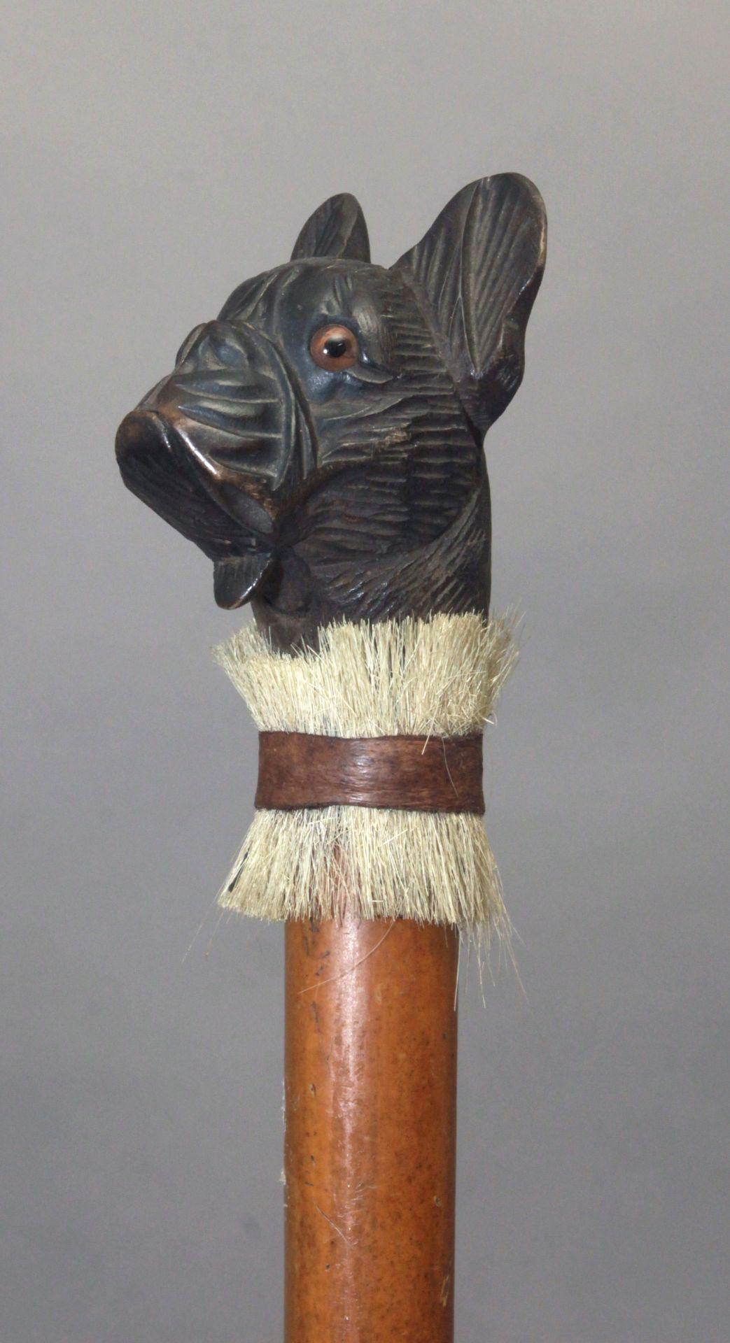 A first half 20th century walking stick