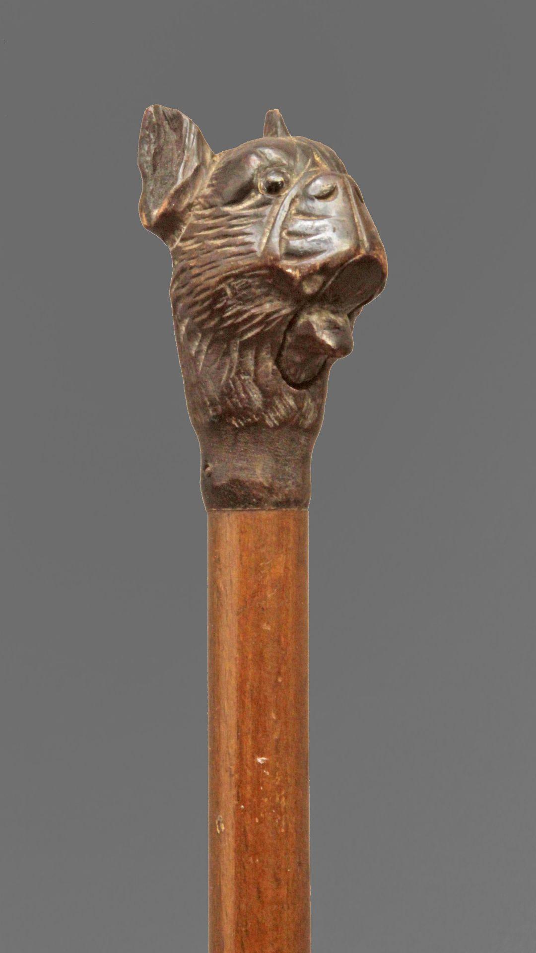 A 19th century walking stick - Bild 4 aus 4