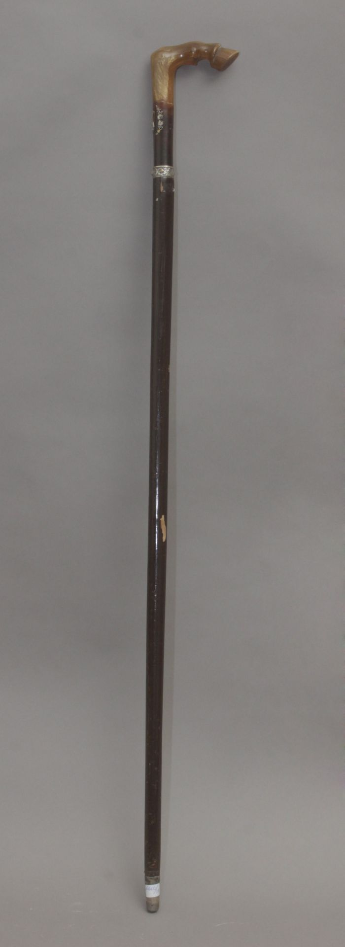 A 19th century European sword stick - Bild 2 aus 4