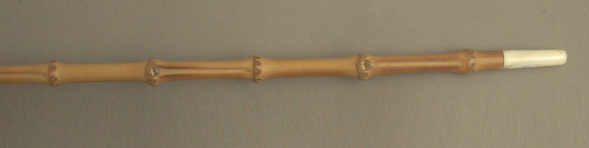 An ivory handled walking stick circa 1900 - Bild 9 aus 9