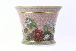 Versace Tropical Wonderland. Porcelain Vase