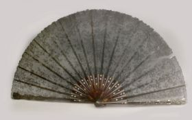 A first half of 20th century hand fan