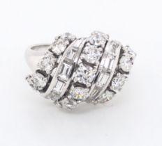 VCA Diamond Ring