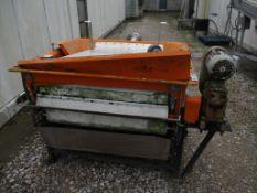 Maglekilde Varimax 22-2262-80 Pump, serial no. AP24582, 127cm x 162cm x 134cm (understood to be