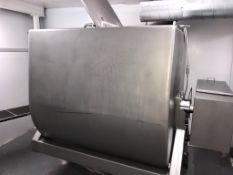 Genodan Blender, serial no. N/A, plant no. N/A, year of manufacture N/A, dimensions approx. 1.6m x