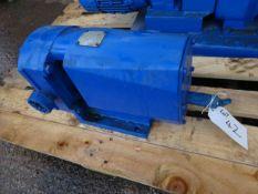 Alfa Laval SR/3/027/LS SR Rotary Lobe Pump, serial
