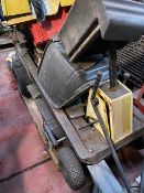 Karcher Floor Scrubber (spares or repair), loading free of charge - yes, lot location - Bradford,