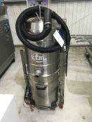 CFM Industrial Vacuum Cleaner , serial no. 00AE315, plant no. N/A, year of manufacture N/A,
