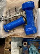 Three Heavy Duty Water Guns (boxed), loading free