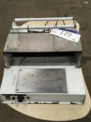 Table Top Heat Sealer , serial no. N/A, plant no. N/A, year of manufacture N/A, dimensions