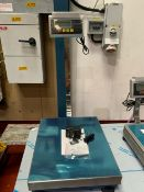 150kg Table Top Scale , serial no. N/A, plant no. N/A, year of manufacture N/A, dimensions