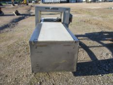 S&S Genius Metal Detector, approx. 125cm x 275cm x 130cm (understood to be for spares/ repairs),
