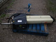 Ingersoll Rand D221IM Dryer, serial no. 15DME02261, year of manufacture 2015, approx. 192cm x 59cm x