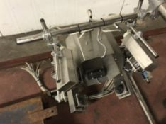 APG Vision Optical Inspection Unit, serial no. N/A, plant no. N/A, year of manufacture N/A,