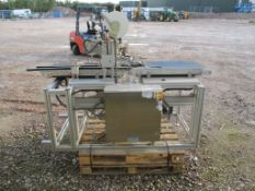 Benson 200 B23 Oil Fired Air Heater, serial no. 418387 (understood to be for spares/ repairs),