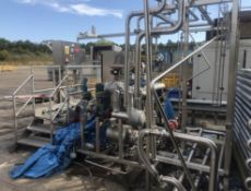 Pilot Plant, serial no. N/A, plant no. N/A, year of manufacture N/A, dimensions approx. -,