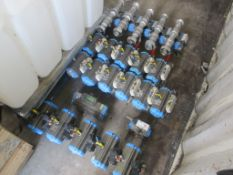 Pneumatic Actuator, approx. 40cm x 23cm x 12cm (max size - x 33), loading free of charge – yes, item