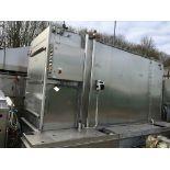 IWM Crusader Rack Washer , serial no. N/A, plant no. N/A, year of manufacture N/A, dimensions