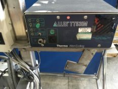 Atwell EME 120 Top & Bottom Labeller , serial no. N/A, plant no. N/A, year of manufacture N/A,