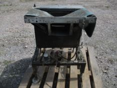 PCL Machinery PCL C200 Metal Detector, serial no. 200230, approx. 80cm x 70cm x 62cm (understood