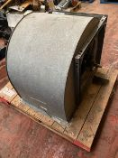 Kiloheat RZR 15-450 Galvanised Steel Fan Assembly, loading free of charge - yes, lot location -