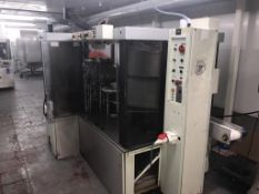 Tube Filler , serial no. N/A, plant no. N/A, year of manufacture N/A, dimensions approx. 3.2m x 1.7m