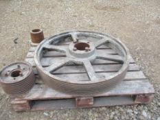 Fischbein PBC6000 Sealer, serial no. 09-01/021 (understood to be for spares/ repairs), loading