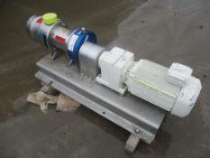 Bornemann SLH-4G-3031 Pump, serial no. 113545, year of manufacture 2013, approx. 150cm x 50cm x 52cm