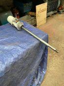 Graco Fireball 300 Type 002b Air Powered Pump, max fluid WPR 58 MPA 580 bar 3400 PSI, loading free