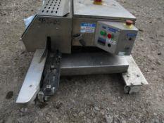 OK Int. Group SB-20-EU Super Sealer, serial no. 2526-53, approx. 55cm x 105cm x 180cm (understood to