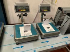30kg Table Top Scale , serial no. N/A, plant no. N/A, year of manufacture N/A, dimensions approx. -,