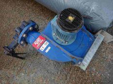 Flebu Ticon TRL 205/125 Fan, with butterfly valve,