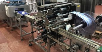 Sovereign SOV T/B Top & Bottom Labeller, with Markem Smart Date 3, serial no. 505, plant no. N/A,