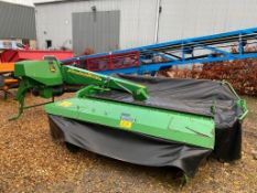 John Deere 328A Mower Conditioner, serial no. 1CC328AXLDE289304, year of manufacture 2013