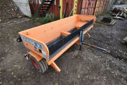 Epoke S.P.4166 TMK10 TOWED SPREADER, serial no. 14000732, year of manufacture 2012