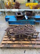 Chain & Scraper Conveyor approx. 400mm x 250mm deep x 5m long