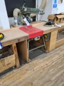 Multico MODEL C2/3 RADIAL ARM CROSS CUT SAW, 440V