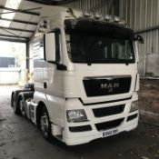 MAN TGX 26.440 6x2/2 BLS Tractor Unit Sleeper Cab,